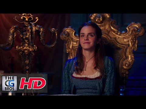 "CGI & VFX Showreels: ""Beauty and the Beast"" – by Camille Carceller"
