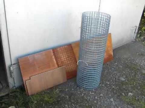 Материалы для постройки кошачьего балкона