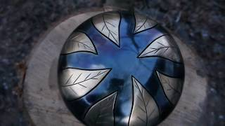 Steel tongue drum (tank drum): how to build a in 5 minutes