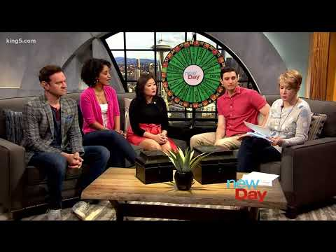 New Day Hot Topics with King 5's Take 5 hosts - New Day NW