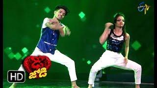 PremSarkar and Garima Performance | Dhee Jodi |  19th September 2018 | ETV Telugu