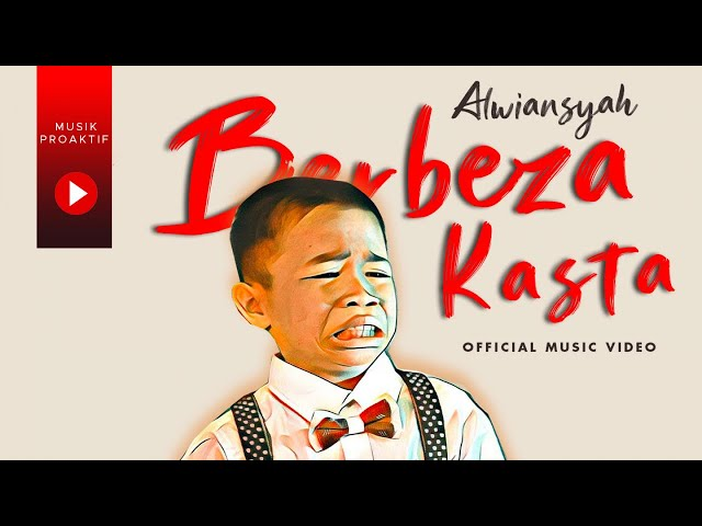Alwiansyah - Berbeza Kasta (Official Music Video)