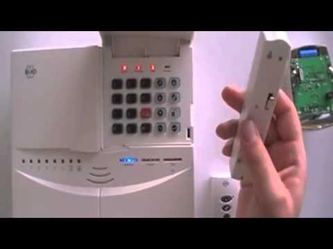 ELRO HA68S 36 zone draadloos alarm systeem de setup