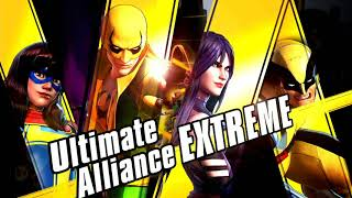 Marvel Ultimate Alliance 3 - Grinding EXP/AEP/Rare ISO-8s quickly