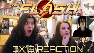 """THE FLASH 3X19 """"THE ONCE AND FUTURE FLASH"""" REACTION"""