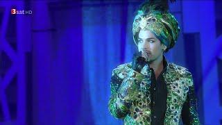 DUBBED VOCALS: Adam Lambert - Love Wins Over Glamour - Life Ball 2013 [HQ Studio Audio]