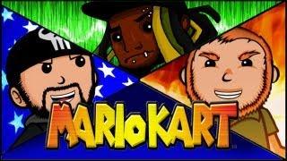 Super Best Friends Brawl - Mario Kart