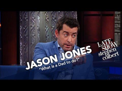 Jason Jones Doesn't Regret Becoming A U.S. Citizen