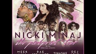 Nicki Minaj PINKPRINT TOUR  2015 ()