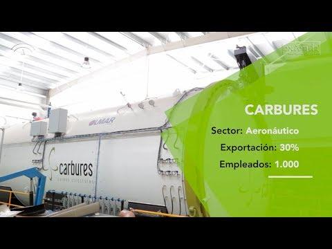 Carbures, referente en fabricación de estructuras de fibra de carbono