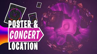ASTRONOMICAL Song & Travis Scott CONCERT Location Revealed ASTRONOMICAL Posters (Fortnite)