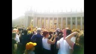 hO VISTO Papa Frà :)