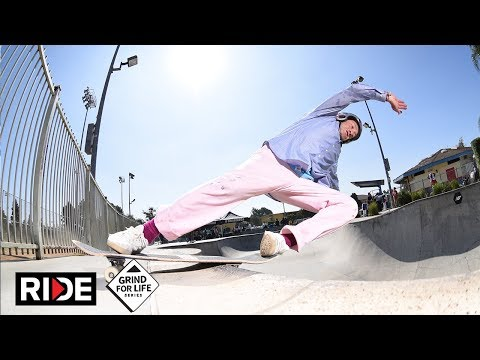 Grind for Life Series at Los Angeles, CA Presented by Marinela