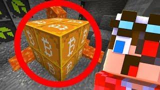 КРИПТОГОРОД! НАМАЙНИЛИ СВОИ ПЕРВЫЕ БИТКОИНЫ В МАЙНКРАФТЕ! МАЙНИМ КРИПТОВАЛЮТУ! Minecraft