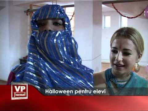 Halloween pentru elevi