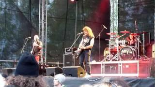 Anvil - Mad Dog @ Sweden Rock Festival 2010