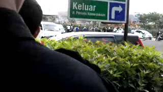 Kebakaran Di Tangerang Mall Tang City