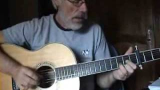 Another Man Done Gone - traditional/arrangement by Jorma Kaukonen (cover)
