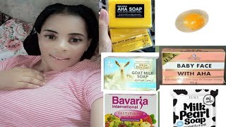 Best Whitening Facial soap/ top 9 whitening face soap /