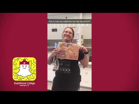 Snapchat Takeover: Sarah Tupchong '17