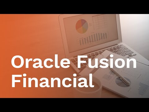 Oracle fusion financial accounts receivables and account payables