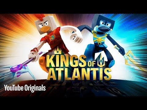 Coronation Catastrophe - Kings of Atlantis (Ep. 1)