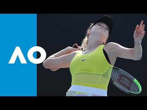Elina Svitolina vs. Katie Boulter - Match Highlights (1R) | Australian Open 2020