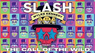 "SLASH FT. MYLES KENNEDY & THE CONSPIRATORS - ""The Call of The Wild"" Full Song Static Video"