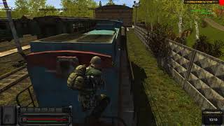 Stalker Online Time Anomaly - S.O.T.A. SWEET SUGAR #1