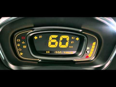 Renault KWID  Digital Instrument Cluster