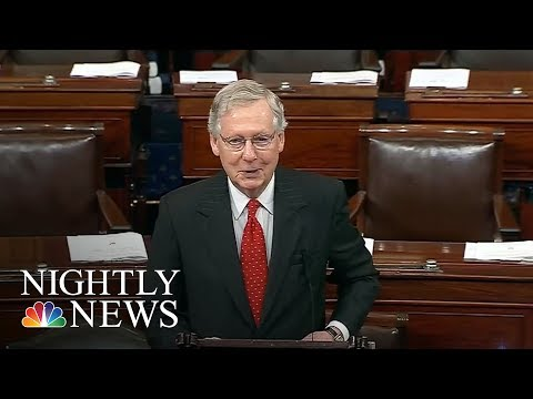 Health Care Bill: Senate Again Rejects Obamacare Repeal | NBC Nightly News