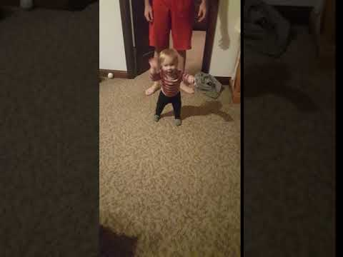 Hunter's First Steps