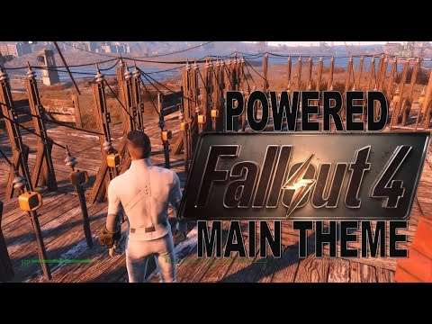 The Fallout 4 Soundtrack Just Went Meta