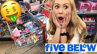 I BOUGHT EVERY LIP BALM FIVE BELOW SELLS 😱🤭