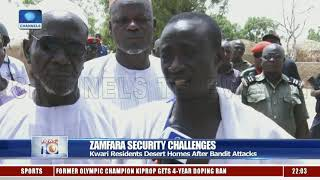 Zamfara Killings: Kwari Residents Desert Homes After Bandit Attacks