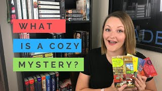 What Is A Cozy Mystery?!