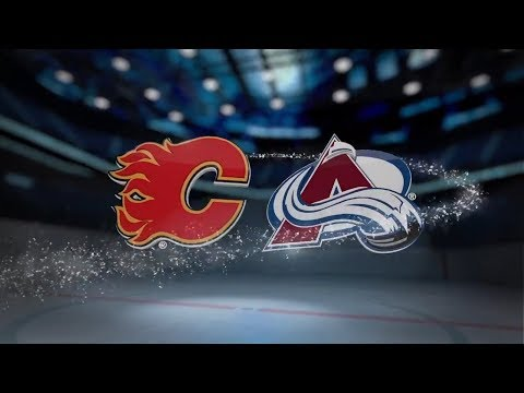 Calgary Flames vs Colorado Avalanche - November 25, 2017 | Game Highlights | NHL 2017/18  Обзор