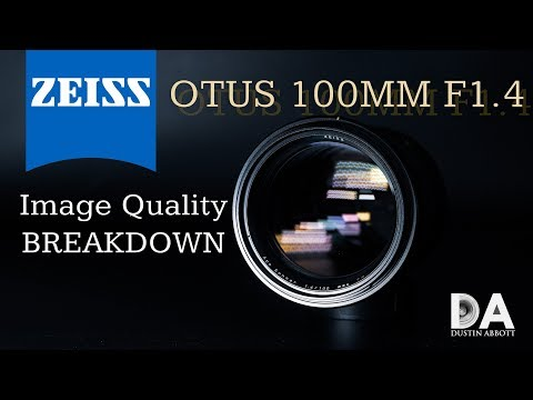External Review Video aQpeXMg06Tk for ZEISS Otus 1.4/100 Full-Frame Lens