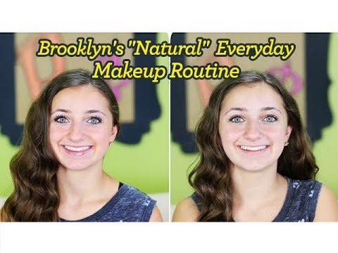 Brooklyn and bailey makeup