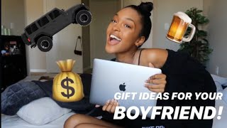 20 UNIQUE GIFT IDEAS FOR YOUR BOYFRIEND!!!!!!