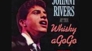 "JOHNNY RIVERS-""IT WOULDN'T HAPPEN WITH ME""(VINYL + LYRICS)"