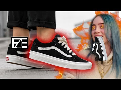How to PROPERLY STYLE VANS