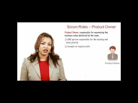 Scrum 101 - Part 1 - Scrum Basics | Scrum Training Video Series ...