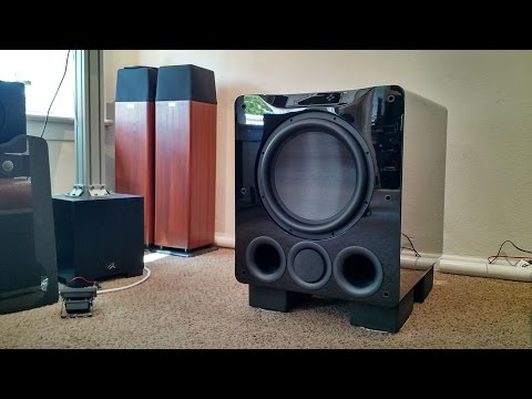Z Review – SVS PB16 Ultra (174.5lbs of Structural Murder)