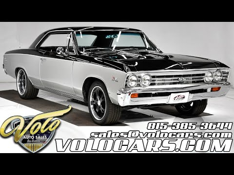 1967 Chevrolet Chevelle (CC-1421300) for sale in Volo, Illinois
