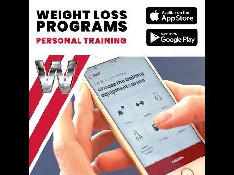 Logo di perdita di peso