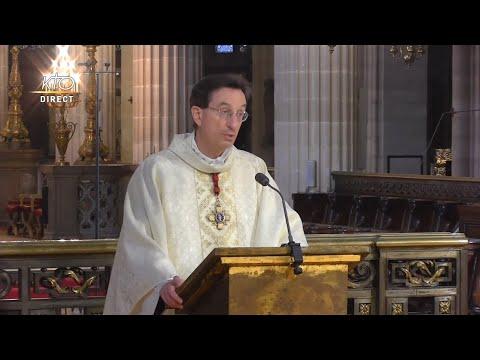 Messe à Saint-Germain-l'Auxerrois du 7 octobre 2021