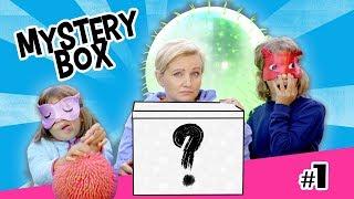 Tajemnicze pudełko, MYSTERY BOX - Dziewczyny Testują