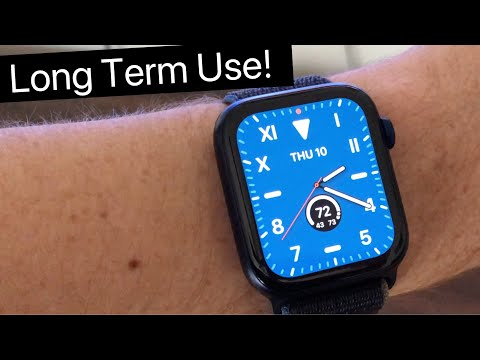 Apple Watch Series 6 Long Term Review (8 Months Later)