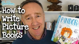 How to write a picture book - Advice from a professional children's author